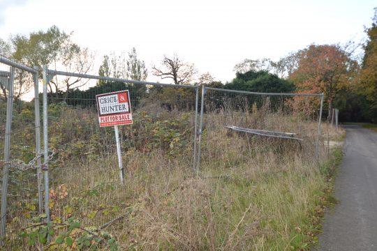 Residential Development Site, Plots 1-4, Sand Pit Lane (off Whitton Road), Alkborough, Scunthorpe, DN15 9JG