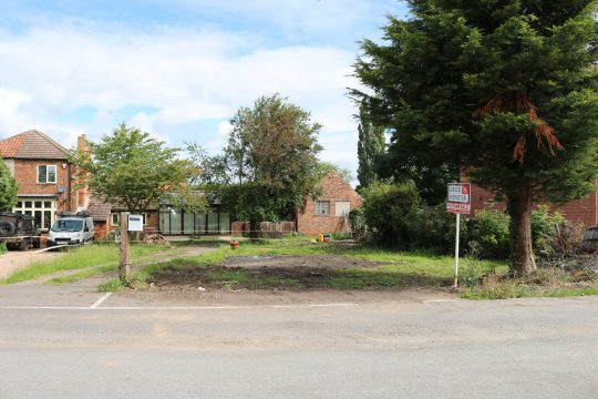 Land adjacent to 123 Station Road Misterton DN10 4DH