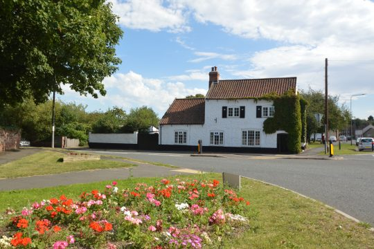 Oliver's Guest House, 1 Church Street, Scawby, Nr Brigg, North Lincs, DN20 9AH