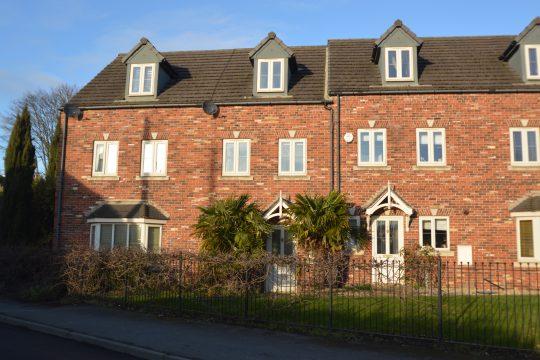 4 Harris Gardens, Epworth, Doncaster, DN9 1GX