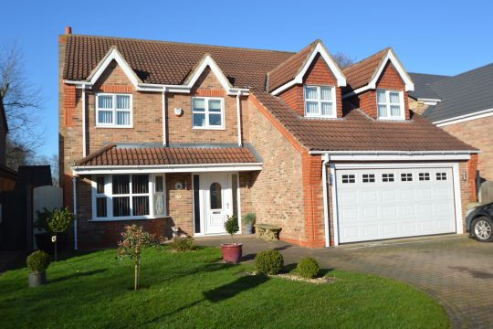 1 Somerby Drive, Owston Ferry, DN9 1BS