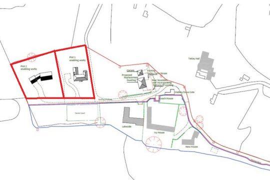 Residential Building Plot for superior dwelling Plot 2, Tetley, Crowle DN17 4HY